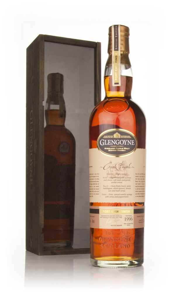 Glengoyne 1996 Port Cask Finish
