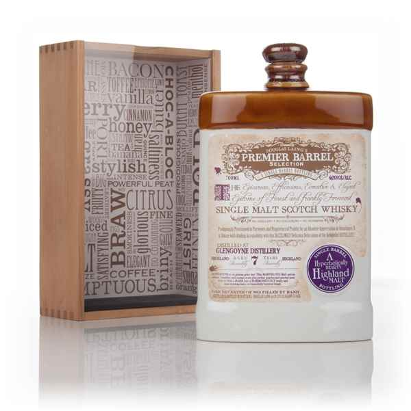 Glengoyne 7 Year Old (outturn 863 bottles) - Premier Barrel (Douglas Laing)