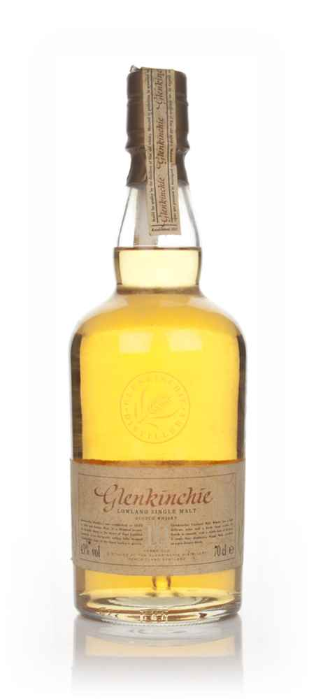 Glenkinchie 10 Year Old Lowland Single Malt Whisky - 1980s