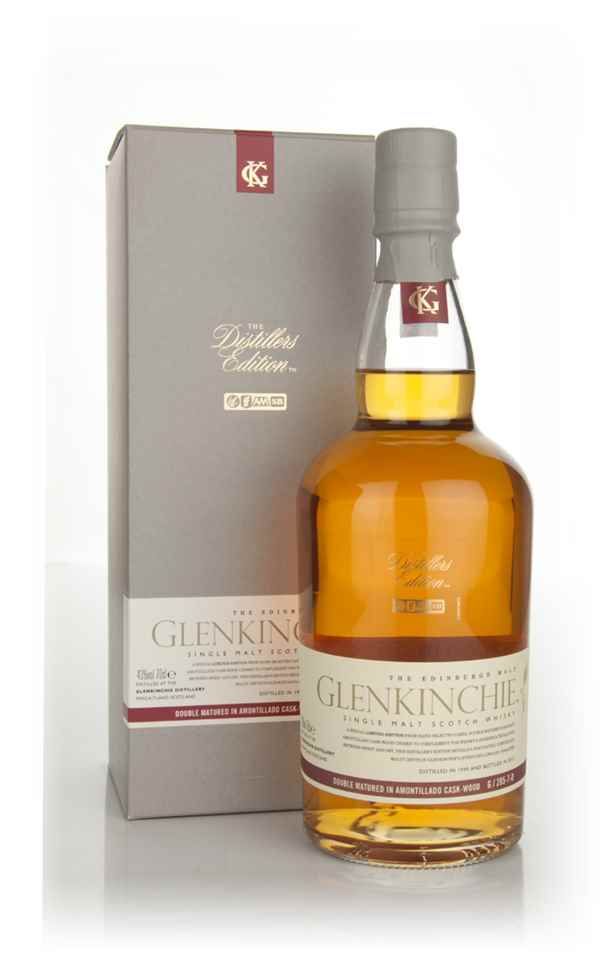 Glenkinchie 1999 (bottled 2012) Amontillado Cask Finish - Distillers Edition