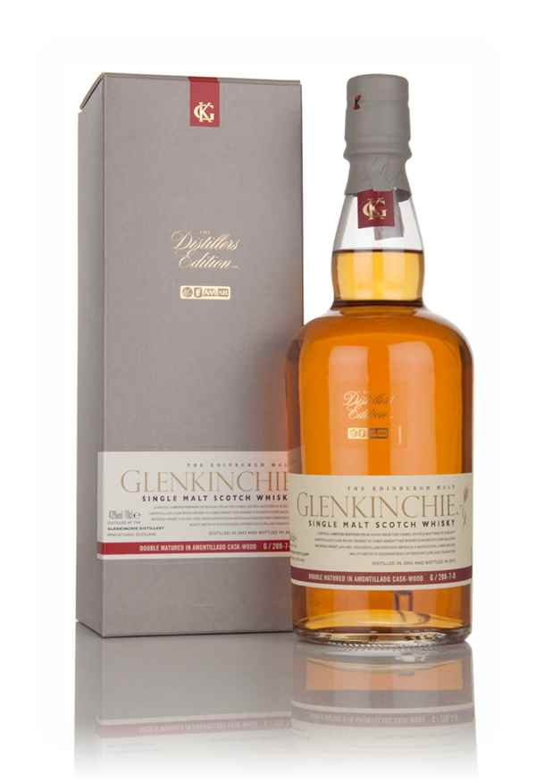 Glenkinchie 2003 (bottled 2015) Amontillado Cask Finish - Distillers Edition