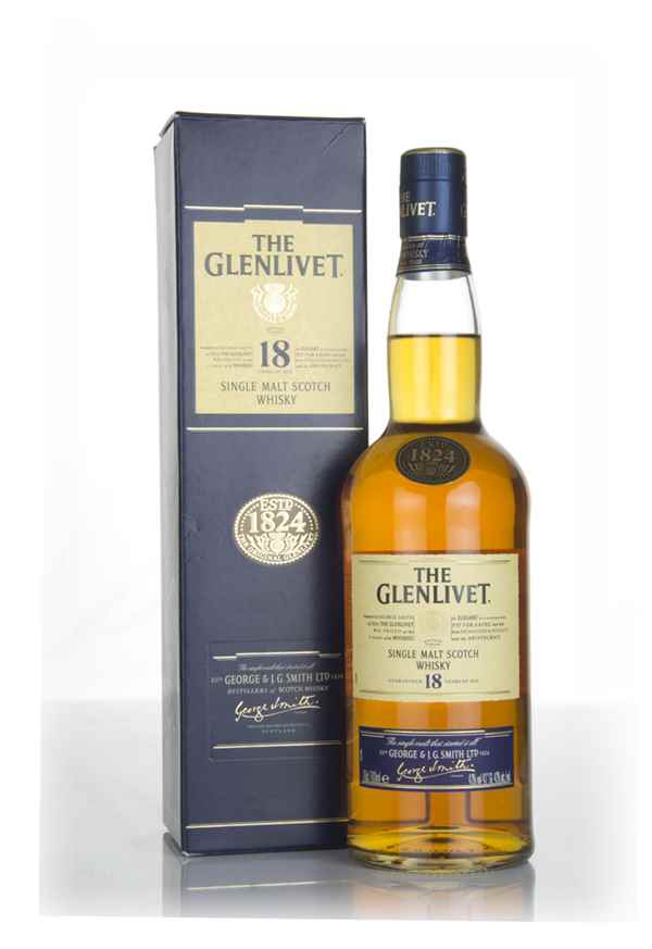Glenlivet 18 Year Old (Old Bottling)