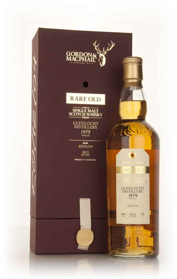 Glenlochy 1979 (bottled 2012) - Rare Old (Gordon & Macphail)