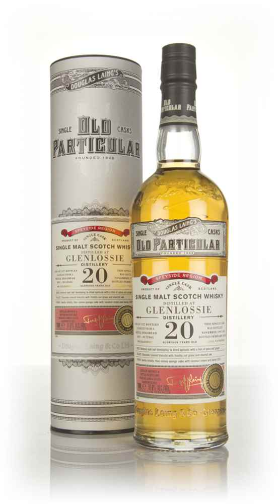 Glenlossie 20 Year Old 1997 (cask 12365) - Old Particular (Douglas Laing)