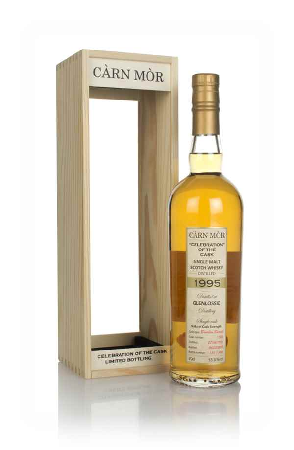 Glenlossie 22 Year Old 1995 (cask 1325) - Celebration of the Cask (Càrn Mòr)