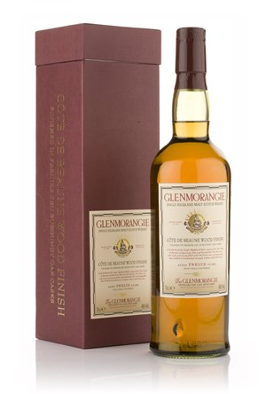Glenmorangie 12 Year Old (Côte De Beaune Finish)