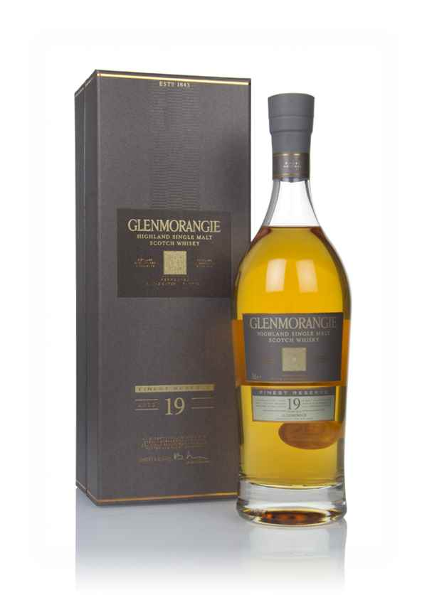 Glenmorangie 19 Year Old Finest Reserve