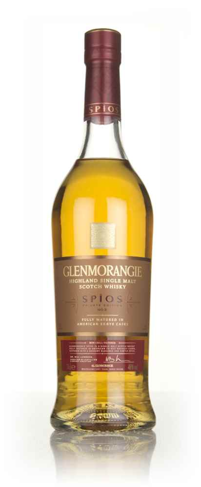 Glenmorangie Spìos Private Edition