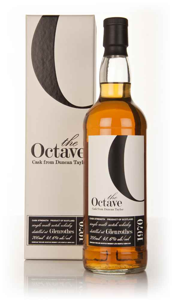 Glenrothes 40 Year Old 1970 - The Octave (Duncan Taylor) 41.6%