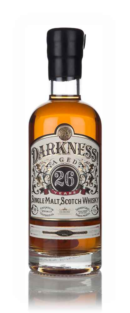 Darkness! Glenrothes 26 Year Old Oloroso Cask Finish