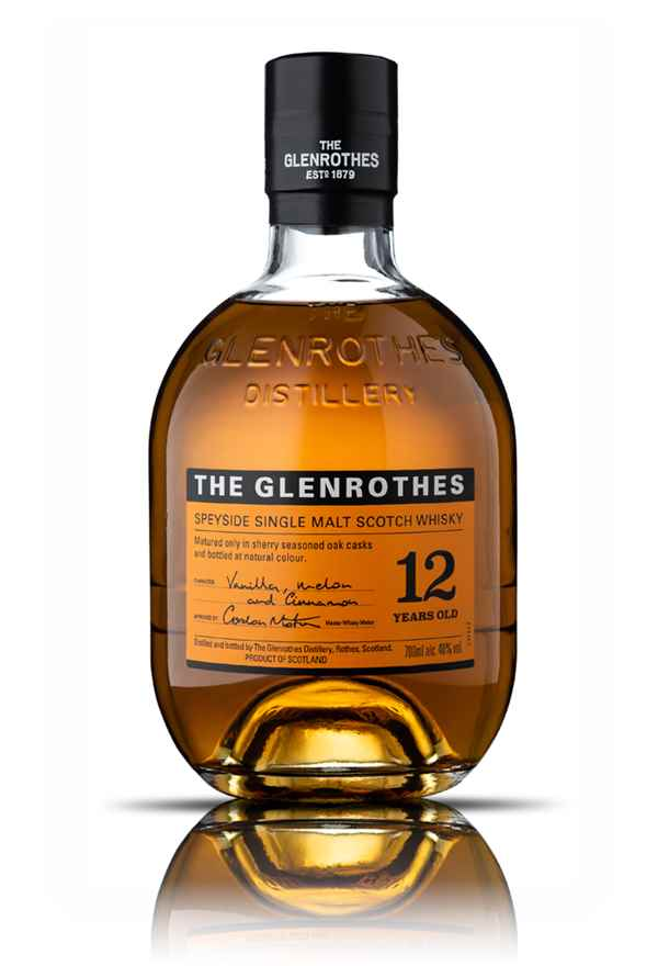 The Glenrothes 12 Year Old - Soleo Collection
