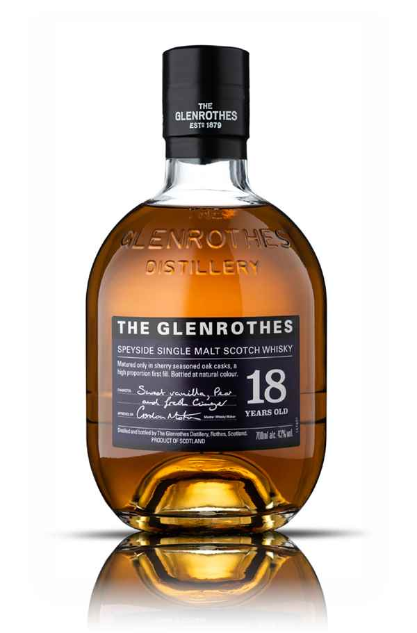 The Glenrothes 18 Year Old - Soleo Collection