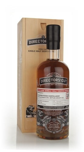 Glenrothes 18 Years Old 1993 (cask 7958) - Directors' Cut (Douglas Laing)