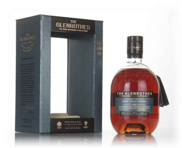 Glenrothes 1992 (bottled 2015) (cask 13) Graham's Port Cask Finish - The Wine Merchant's Collection