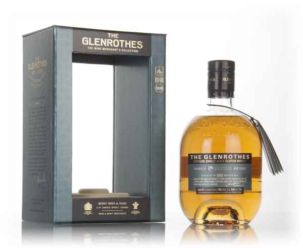 Glenrothes 1992 (bottled 2016) (cask 15) St. Lucia Rum Cask Finish - The Wine Merchant's Collection
