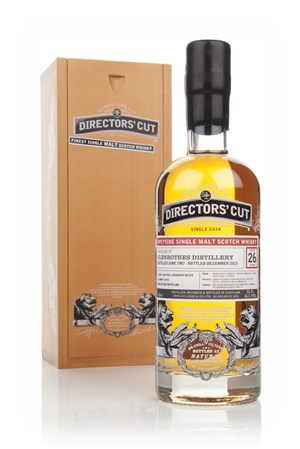 Glenrothes 26 Year Old 1987 (cask 10141) - Directors' Cut (Douglas Laing)