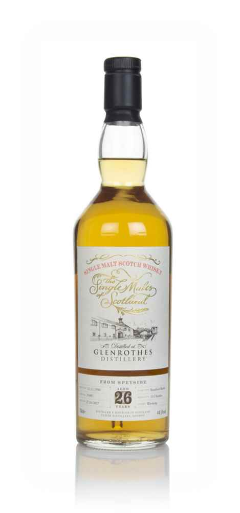 Glenrothes 26 Year Old 1990 (cask 35481) - The Single Malts of Scotland
