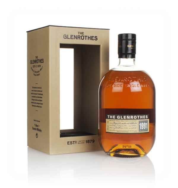 The Glenrothes 1991 (bottled 2011)