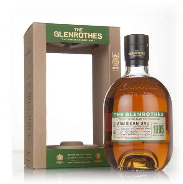 The Glenrothes 1995 (bottled 2016) - American Oak