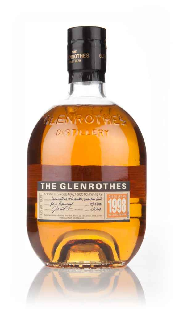 The Glenrothes 1998 (bottled 2014)