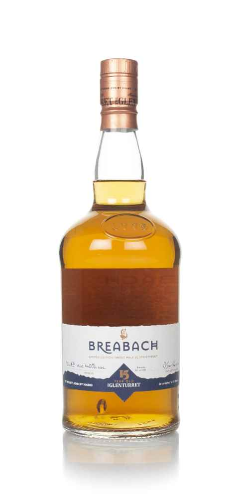 The Glenturret Breabach 15 Year Old