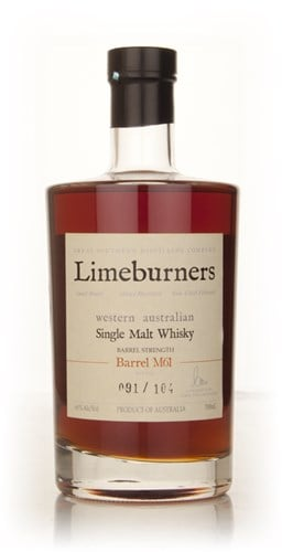 Limeburners Single Malt Whisky (cask M61)