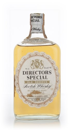 Directors Special Scotch 75cl - 1960s