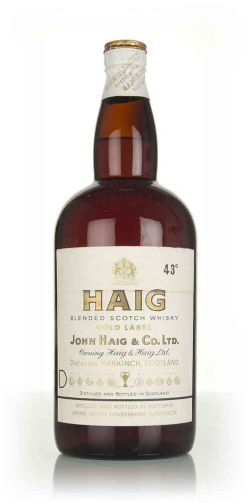 Haig Gold Label (2L) - 1960s