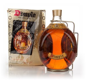 Haig's Dimple (Large Bottle) - 1970s