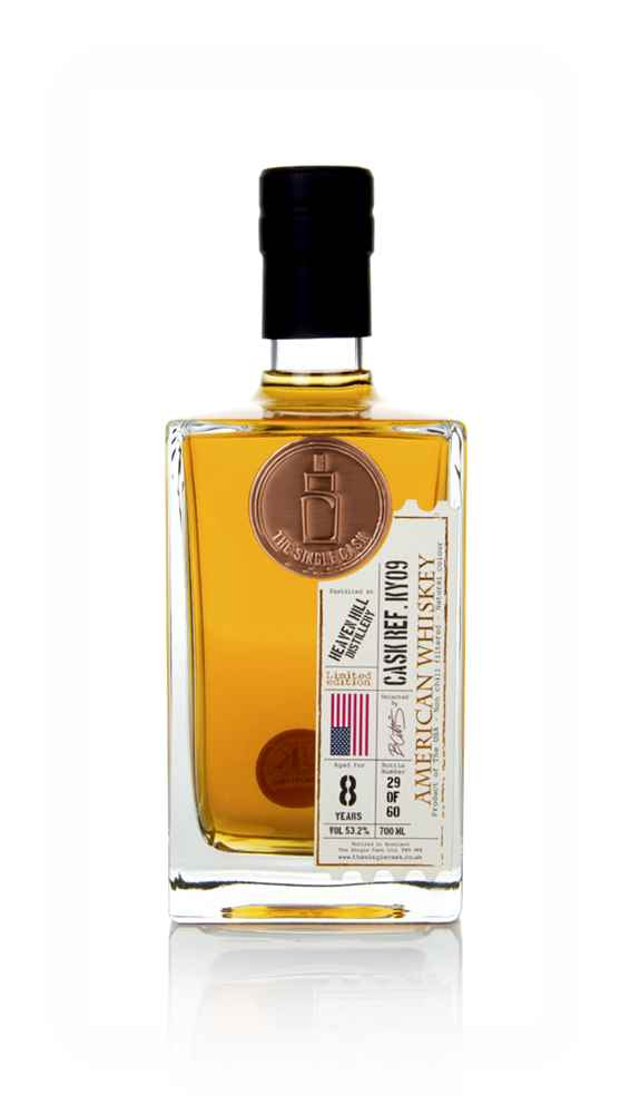 Heaven Hill 8 Year Old 2009 (cask KY09) - The Single Cask