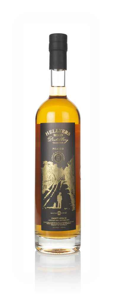 Hellyers Road 14 Year Old Peated - Master Series