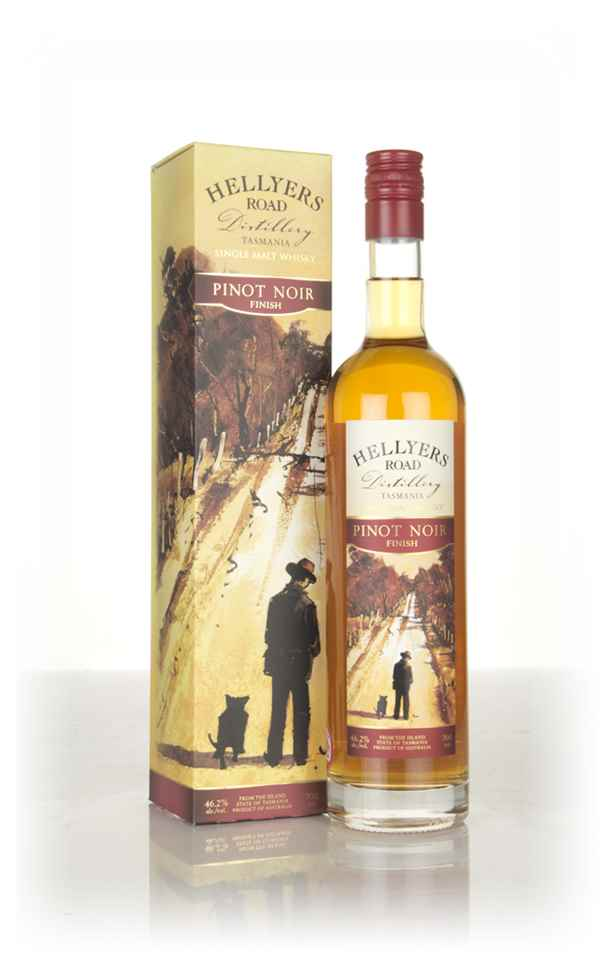 Hellyers Road Pinot Noir Cask Finish