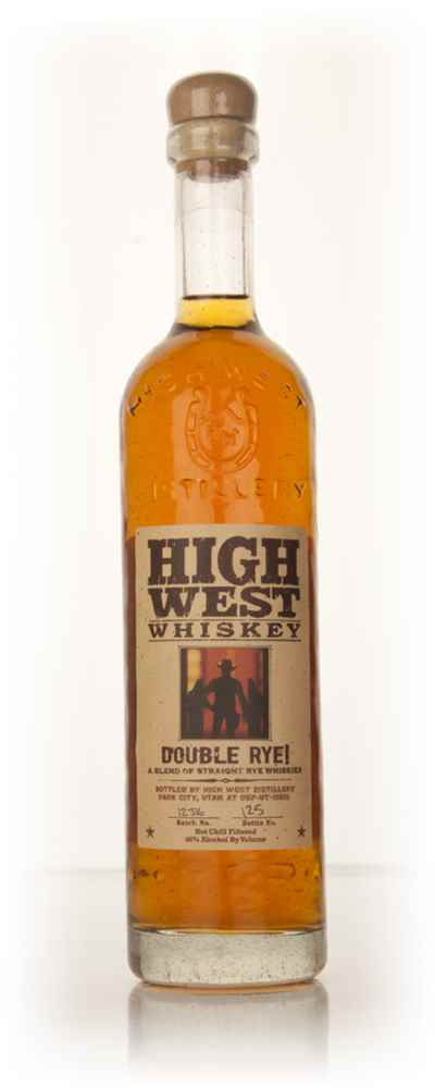 High West Double Rye! 75cl