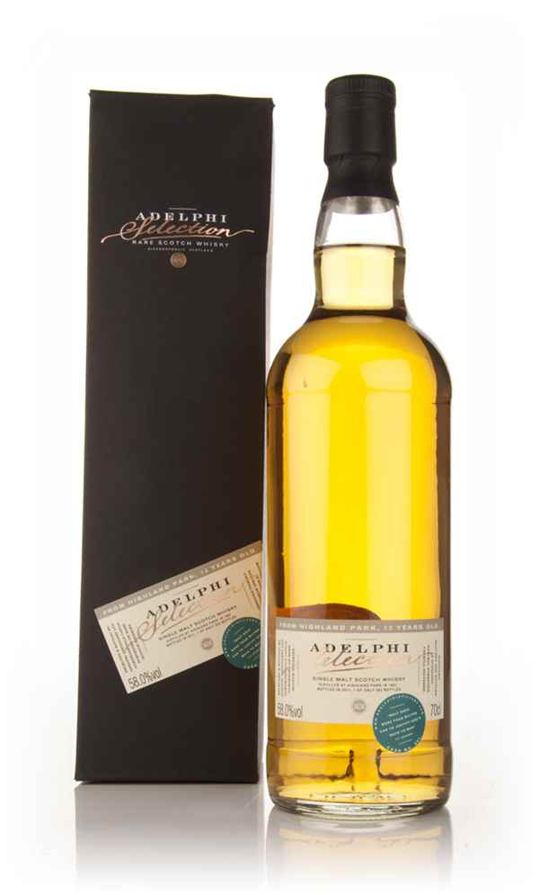 Highland Park 13 Year Old 1997 (Adelphi)