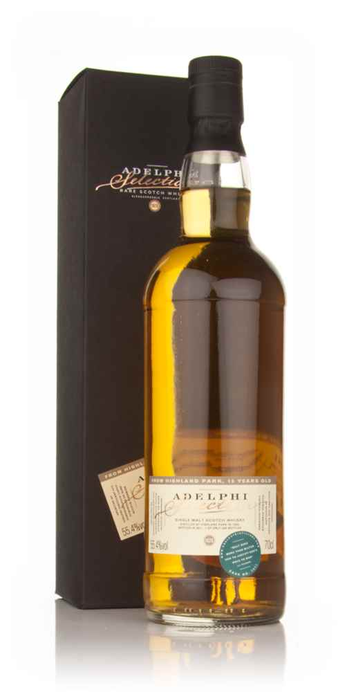 Highland Park 15 Year Old 1995 (Adelphi)