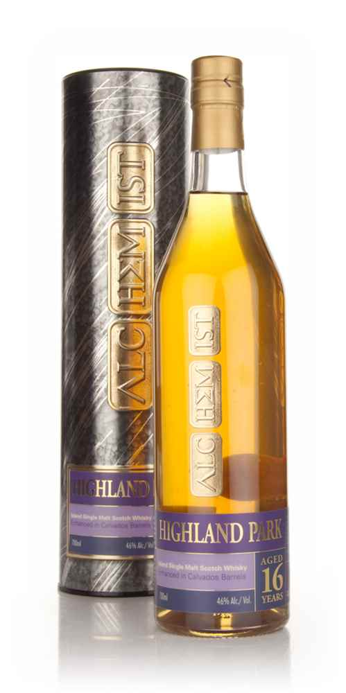 Highland Park 16 Year Old Calvados Finish (Alchemist)