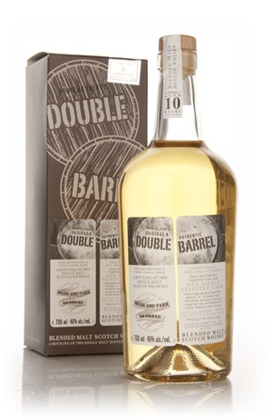 Highland Park & Bowmore - Double Barrel (Douglas Laing)