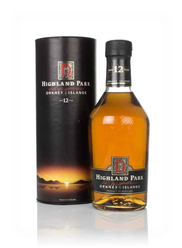 Highland Park 12 Year Old - 1990s