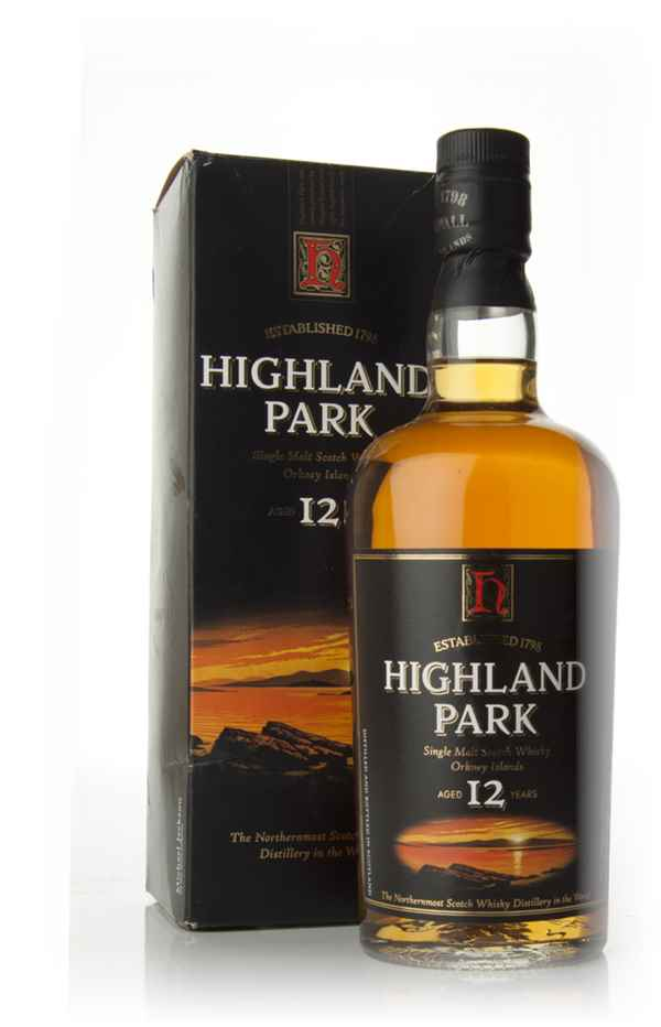 Highland Park 12 Year Old (Old Bottling)