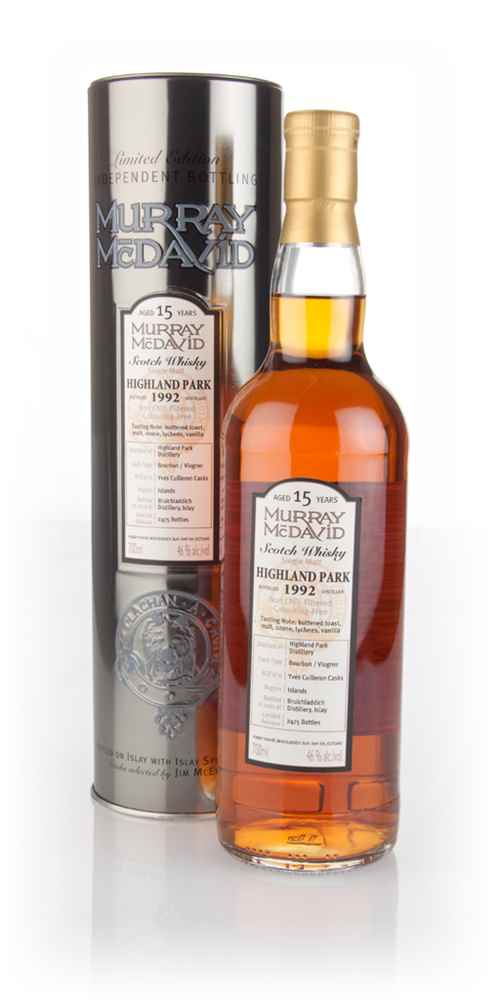 Highland Park 15 Year Old 1992 (Murray McDavid)