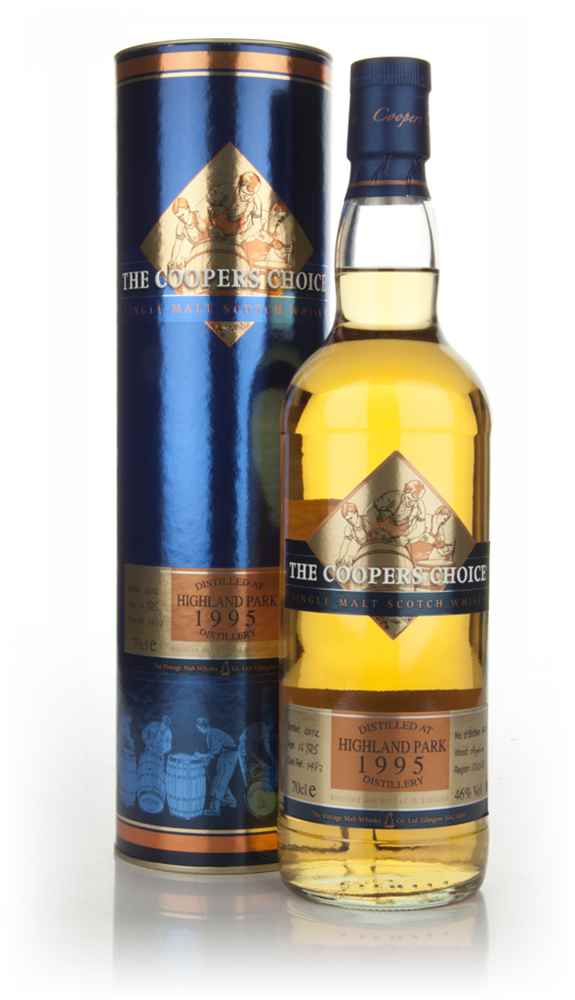 Highland Park 16 Year Old 1995 - The Coopers Choice (The Vintage Malt Whisky Co.)