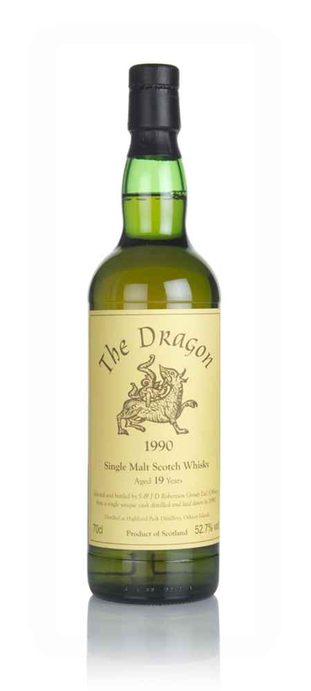 Highland Park 19 Year Old 1990 - The Dragon
