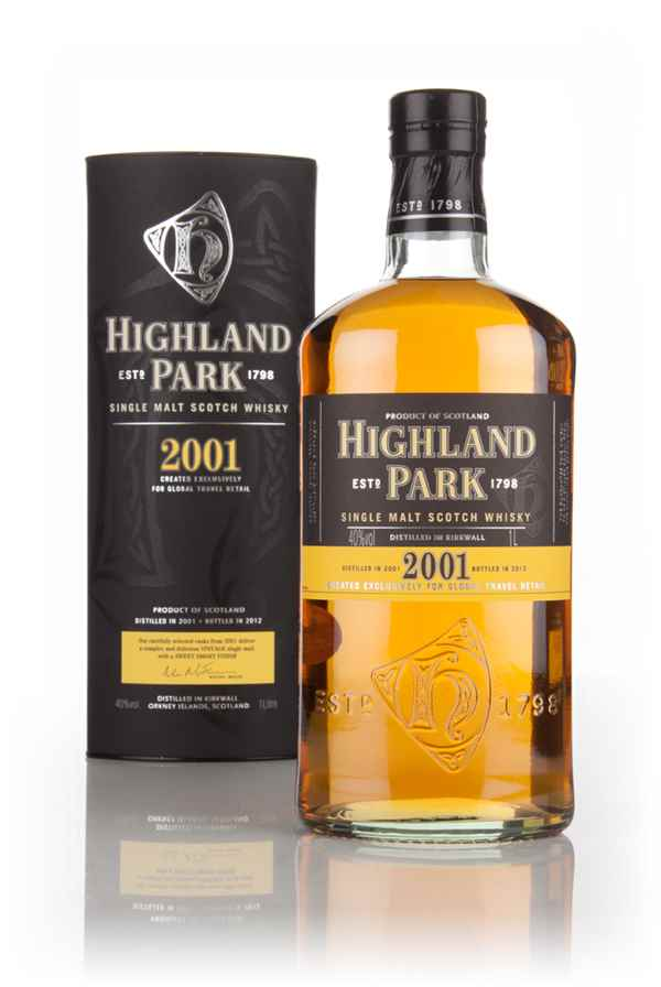 Highland Park 2001 (bottled 2012) 1l