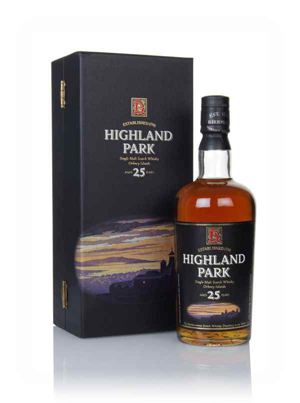 Highland Park 25 Year Old (50.7%) - 1990s