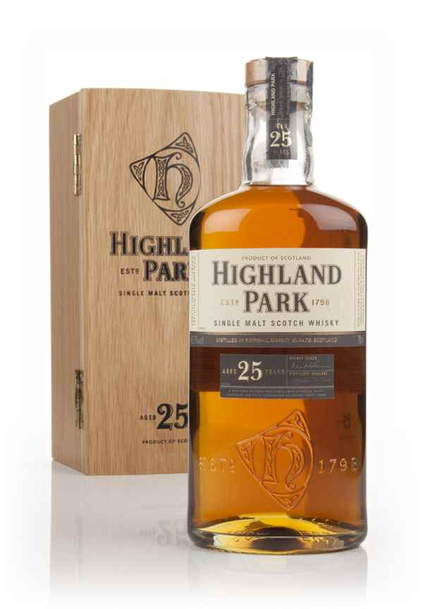 Highland Park 25 Year Old 45.7%