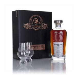Sorry about this. & Highland Park 27 Year Old 1991 (cask 15086) - 30th Anniversary Gift ...