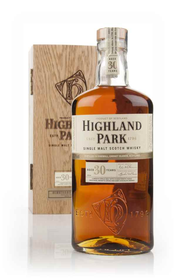 Highland Park 30 Year Old (Old Bottling)