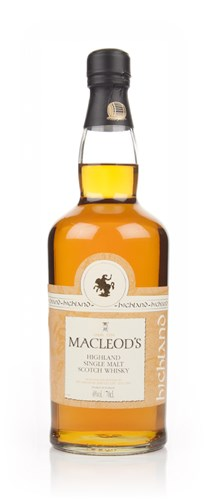 Macleod's Highland Single Malt (Ian Macleod)