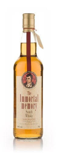 Immortal Memory Blended Scotch Whisky