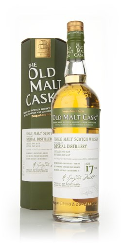 Imperial 17 Year Old 1995 - Old Malt Cask (Douglas Laing)